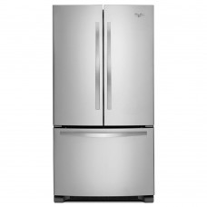 25CFT FRIDGE SS FRENCH DOOR WHIRLPOOL (ITEM # 108000098)