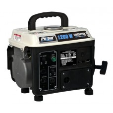 GENERATOR PULSAR 1200W 2 STROKE - LIGHT WEIGHT AND COMPACT GREAT FOR OUTDOOR AND RECREATIONAL ACTIVITIES