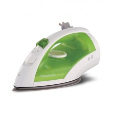 PANASONIC U-SHAPE CIRCULATING SOLE PLATE STEAM DRY IRON
