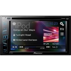 PIONEER DVD RDS AV RECEIVER CAR DECK